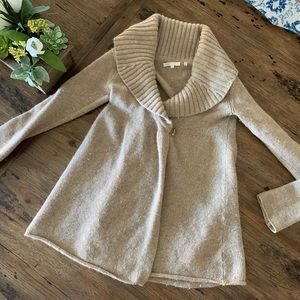 Vince Nordstrom sweater Shawl 40% Cashmere